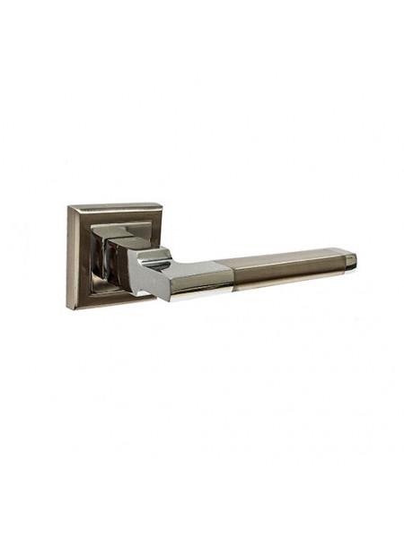 Дверная ручка HISAR AS 09 SN/CP