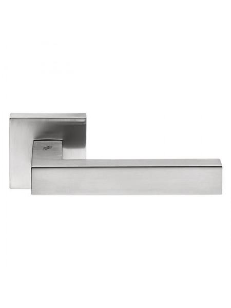 Дверная ручка COLOMBO DESIGN ELLESSE BD 21 МАТОВЫЙ ХРОМ