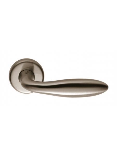 Дверная ручка COLOMBO DESIGN MACH CD81 МАТОВЫЙ НИКЕЛЬ
