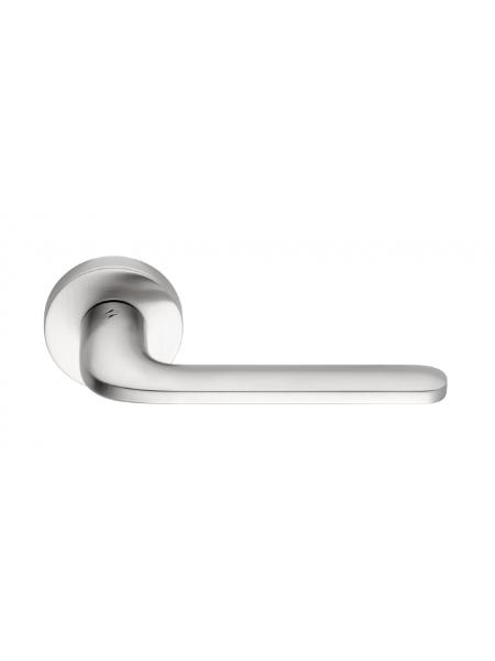 Дверная ручка COLOMBO DESIGN ROBOQUATTRO ID 41 МАТОВЫЙ ХРОМ