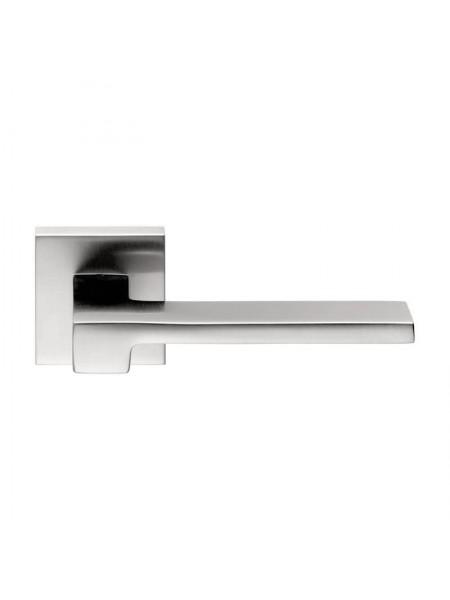 Дверная ручка COLOMBO DESIGN ZELDA MM 11 МАТОВЫЙ ХРОМ