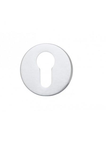 Накладка под ключ Convex 2015 матовый хром