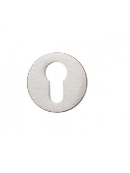 Накладка под ключ Convex 2015 никель матовый