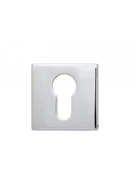 Накладка под ключ Convex 2145 хром матовый