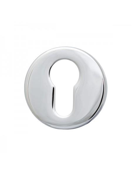 Накладка под ключ Convex 2015 хром полированный