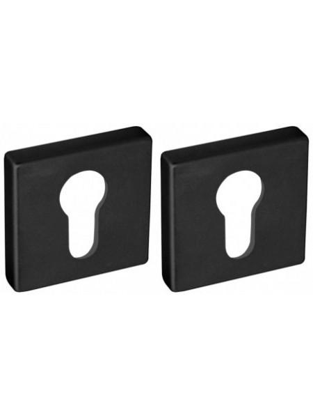 Накладка под ключ Convex 2145 черный матовый