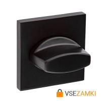 Поворотная накладка HISAR AF 3 WC MB(матовый черный)