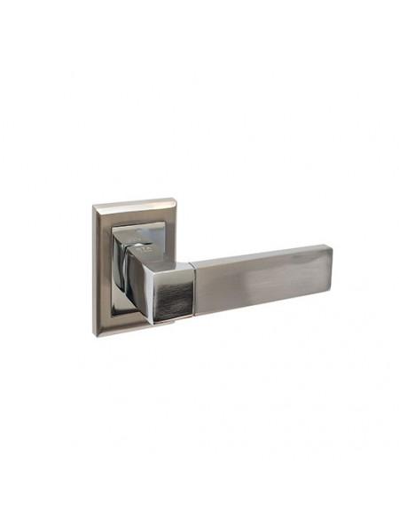 Дверная ручка HISAR AS 12 SN/CP