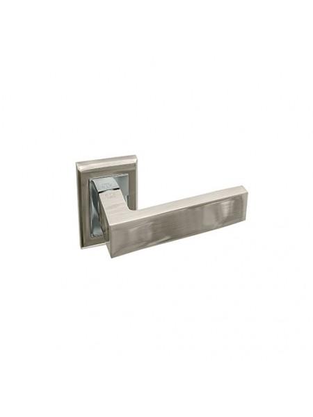Дверная ручка HISAR AS 13 SN/CP