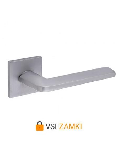 Дверная ручка HISAR Lilium MSC(матовый хром)