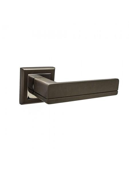 Дверная ручка HISAR ZS 10 MSB\CP