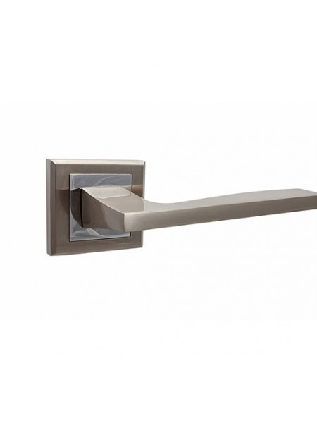 Дверная ручка HISAR AS 04 SN/CP