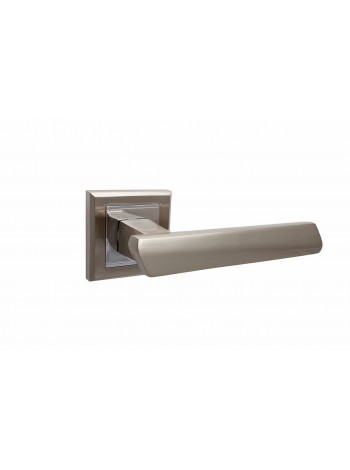 Дверная ручка HISAR ZS 03 SN\CP