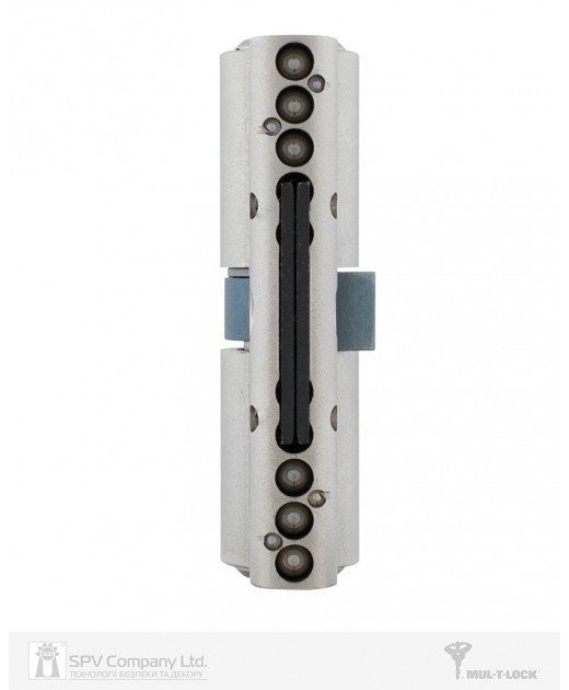 Дверной цилиндр MUL-T-LOCK ClassicPro 66 31x35 никель