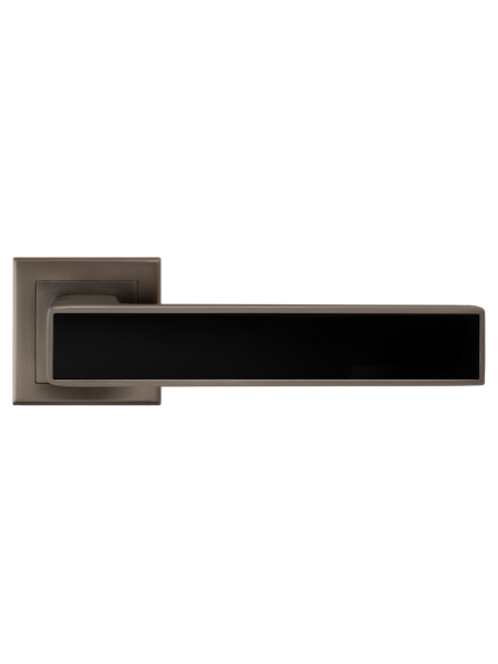 Дверная ручка МВМ A-2015 MA + Black