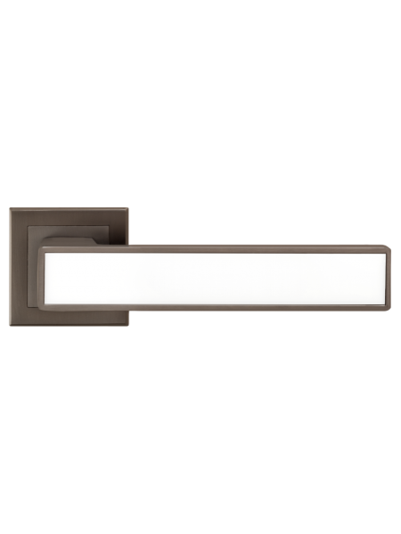 Дверная ручка МВМ A-2015 MA + White