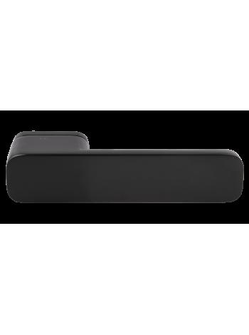 MVM  A-2017 Black ручки черные для дверей межкомнатных