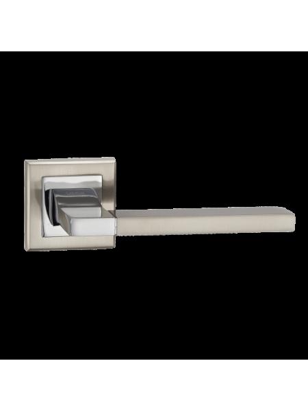 Дверная ручка МВМ A-2008 SN/CP QOOB