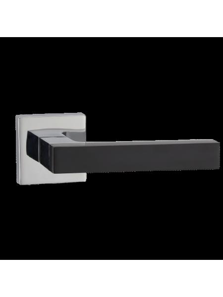 Дверная ручка МВМ Z-1410 BLACK/CP
