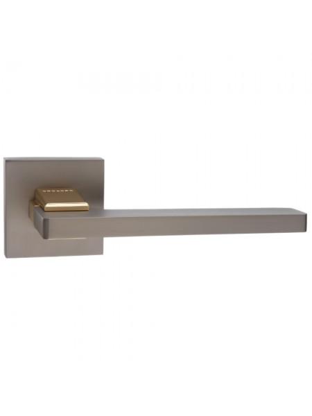 Дверная ручка ORO&ORO ALBA Titanium/GP