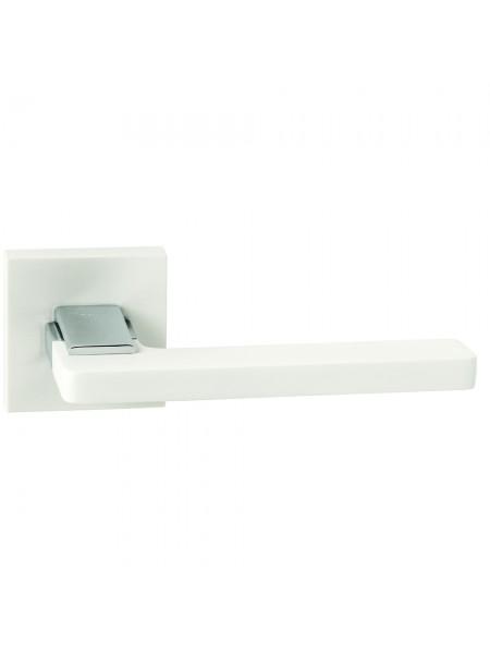 Дверная ручка ORO&ORO ALBA White/CP