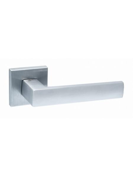 Дверная ручка Safita STRONG HT SC матовый хром