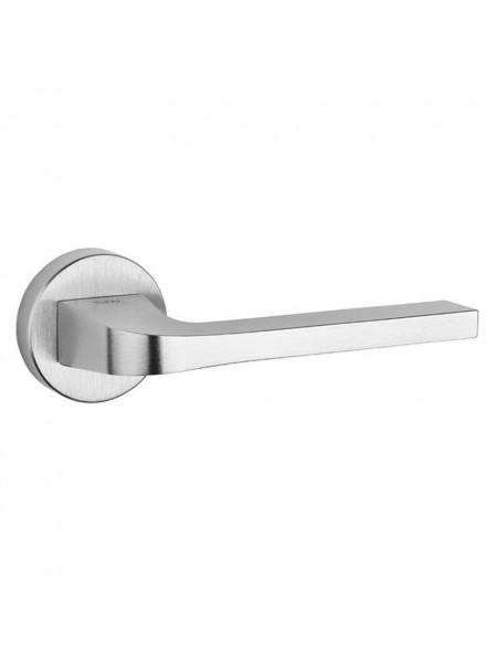 Дверная ручка TUPAI SUPRA 3097 5S-96 ХРОМ МАТОВЫЙ