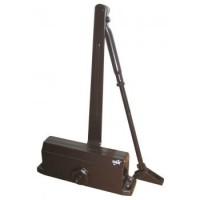 Доводчик дверной USK 605-120 кг коричневый