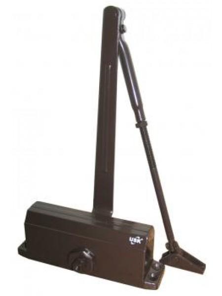 Доводчик дверной USK 603-75 кг коричневый