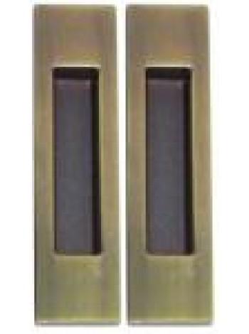 Ручки для раздвижных дверей USK без замка I-077 АВ бронза