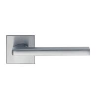 Дверная ручка Zogometal 0354 CHROME MAT