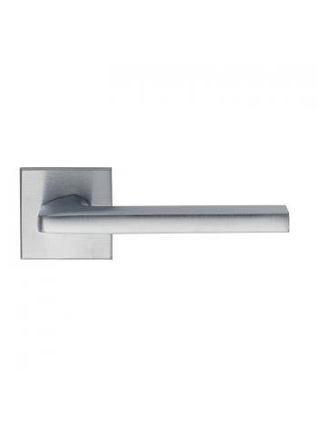 Дверная ручка Zogometal 0354 CHROME MAT для межкомнатных дверей