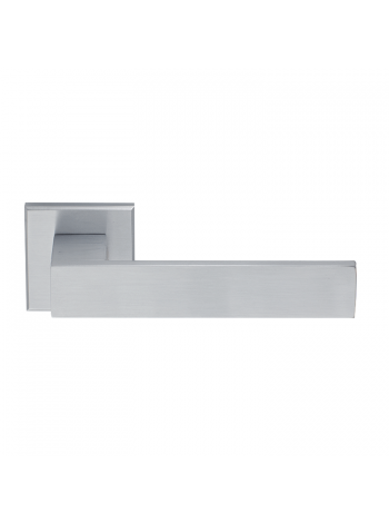 Дверная ручка Zogometal 2146 CHROME MAT для межкомнатных дверей
